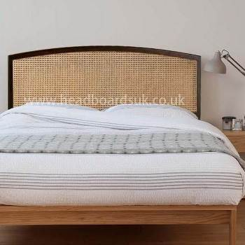 Cromer rattan headboard for divan beds