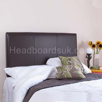 Heritage real leather headboards